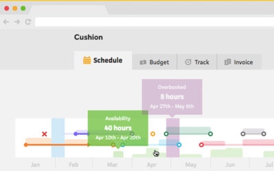 An App for Time Management and Budgeting